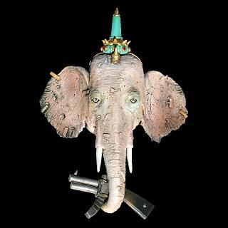 Entdecken Sie alle Skulpturen, die Sie online in der Galerie Wildevuur kaufen können