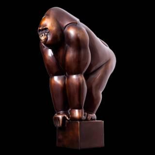 Sehen Sie sich alle Tierkunstwerke an, die Sie online in der Galerie Wildevuur kaufen können