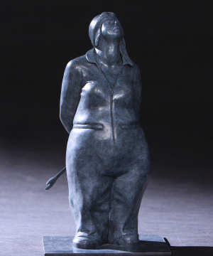 Discover the artist Ann Michielsen and explore her sculptures
