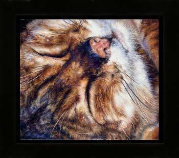 Hermes | dieren schilderij in olieverf van Adriana van Zoest koopt u nu online! ✓Hoogste kwaliteit ✓Veilig betalen ✓Gratis verzending