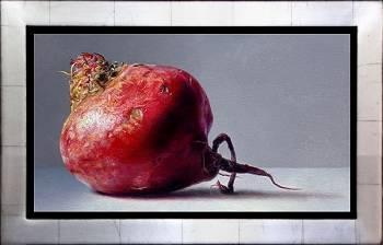 Kleine kroot | stilleven schilderij in olieverf van Adriana van Zoest koopt u nu online! ✓Hoogste kwaliteit ✓Veilig betalen ✓Gratis verzending