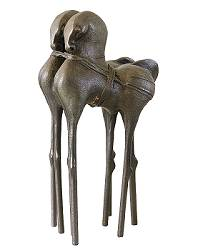 2HP | animal sculpture in bronze by Anton ter Braak now for sale online! ✓Highest quality & service ✓Safe payment ✓Free shipping