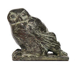 Snowy Owl | animal sculpture in bronze by Coba Koster now for sale online! ✓Highest quality & service ✓Safe payment ✓Free shipping