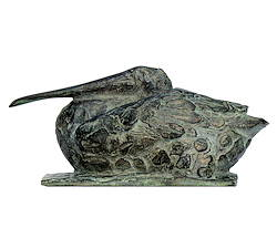 Pelican | bird sculpture in bronze by Coba Koster now for sale online! ✓Highest quality & service ✓Safe payment ✓Free shipping