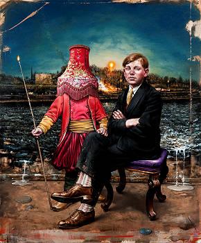 Monospace project 20   schilderij in olieverf van Eddy Stevens koopt u nu online! ?Hoogste kwaliteit & service ?Veilig betalen ?Gratis verzending
