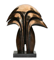 La source | nature sculpture in bronze by Ernest Joachim now for sale online! ✓Highest quality & service ✓Safe payment ✓Free shipping
