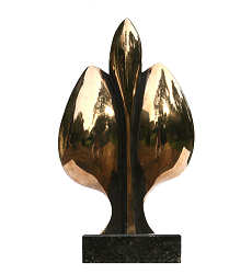 Integrate | nature sculpture in bronze by Ernest Joachim now for sale online! ✓Highest quality & service ✓Safe payment ✓Free shipping