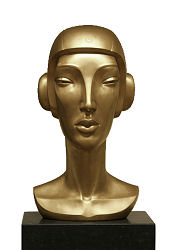 Hybrid | model sculpture in bronze by Erwin Meijer | Exclusive Dutch Master Art | View and buy the best artworks online now