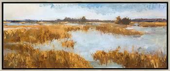 Dwingelderveld | landschap schilderij in olieverf van Gerard van de Weerd | Exclusieve kunst online te koop in de webshop van Galerie Wildevuur