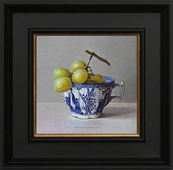 Anemonen   Stilleben Gemälde in Ölfarbe von Ingrid Smuling kaufen Sie jetzt online! ✓Höchste Qualität ✓Sichere Zahlung ✓Kostenloser Versand