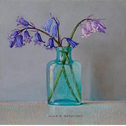 Oost-Indische kers | stilleven schilderij in olieverf van Ingrid Smuling koopt u nu online! ?Hoogste kwaliteit ?Veilig betalen ?Gratis verzending