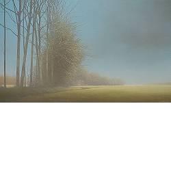 Am Bach entlang I | Landschaft Gemälde von Johan Abeling kaufen Sie jetzt online! ✓Höchste Qualität ✓Sichere Zahlung ✓Kostenloser Versand