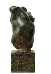 C' est la vie | model sculpture in bronze by Marlies Heylmann now for sale online! ✓Highest quality & service ✓Safe payment ✓Free shipping