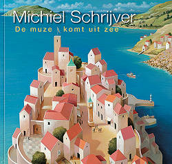 The muse comes from sea | artbook of the artist Michiel Schrijver now for sale online! ✓Highest quality & service ✓Safe payment ✓Free shipping