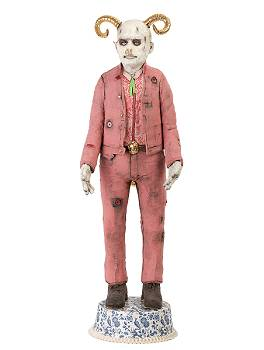 Dutch devil | Skulptur in Keramik von Peter Hiemstra kaufen Sie jetzt online! ✓Höchste Qualität & Service ✓Sichere Zahlung ✓Kostenloser Versand