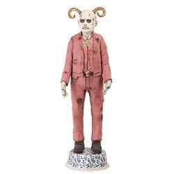 Dutch devil | keramiek sculptuur van Peter Hiemstra koopt u nu online! ✓Hoogste kwaliteit & service ✓Veilig betalen ✓Gratis verzending