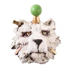 Spruitjesbeer | dieren beeld in keramiek van Peter Hiemstra koopt u nu online! ✓Hoogste kwaliteit & service ✓Veilig betalen ✓Gratis verzending