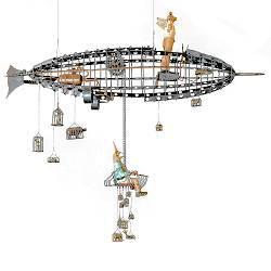 De Scheppers | sculptuur van keramiek en metaal van Peter Hiemstra koopt u nu online! ✓Hoogste kwaliteit ✓Veilig betalen ✓Gratis verzending
