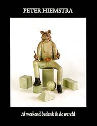 Overzichtsboek Peter Hiemstra | kunstboek over de keramist Peter Hiemstra | Exclusieve kunst online te koop in de webshop van Galerie Wildevuur