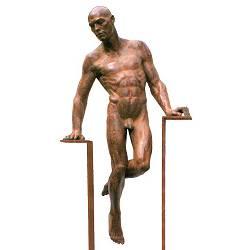 Nil desperandum | model beeld in brons van Philippe Timmermans koopt u nu online! ✓Hoogste kwaliteit ✓Veilig betalen ✓Gratis verzending