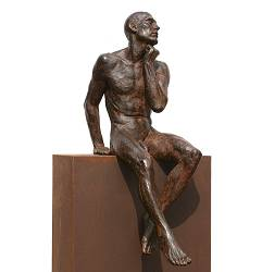 Considero | model sculpture in bronze by Philippe Timmermans now for sale online! ✓Highest quality & service ✓Safe payment ✓Free shipping