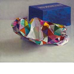 Het cadeau | stilleven schilderij in olieverf van Piet Sebens koopt u nu online!Hoogste kwaliteit & serviceVeilig betalenGratis verzending