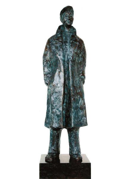 Man in jas