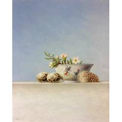 A new spring | still-life painting in oil by Ruud Verkerk now for sale online!Highest quality & serviceSafe paymentFree shipping