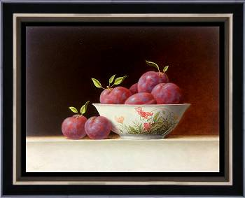 Summer desire | still-life painting in oil by Ruud Verkerk now for sale online!Highest quality & serviceSafe paymentFree shipping