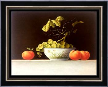 Harvest | still-life painting in oil by Ruud Verkerk now for sale online!Highest quality & serviceSafe paymentFree shipping