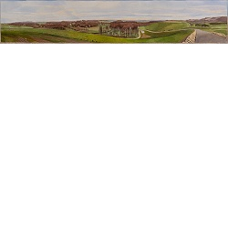 Col du VAM | landscape in watercolor by Siemen Dijkstra now for sale online!Highest quality & serviceSafe paymentFree shipping