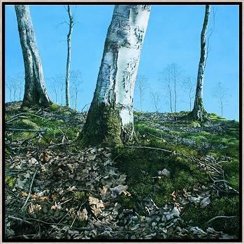 Terugkeer naar het Begin | landschap schilderij van Wout Wachtmeester koopt u nu online!Hoogste kwaliteitVeilig betalenGratis verzending