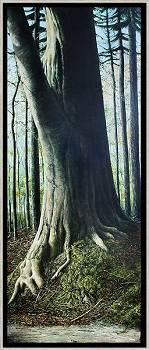 De Bedoeling van het Verlangen | landschap schilderij van Wout Wachtmeester koopt u nu online!✓Veilig betalen ✓Gratis verzending